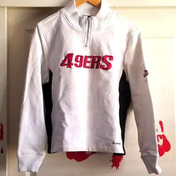Vintage San Francisco 49ers Womens Jacket